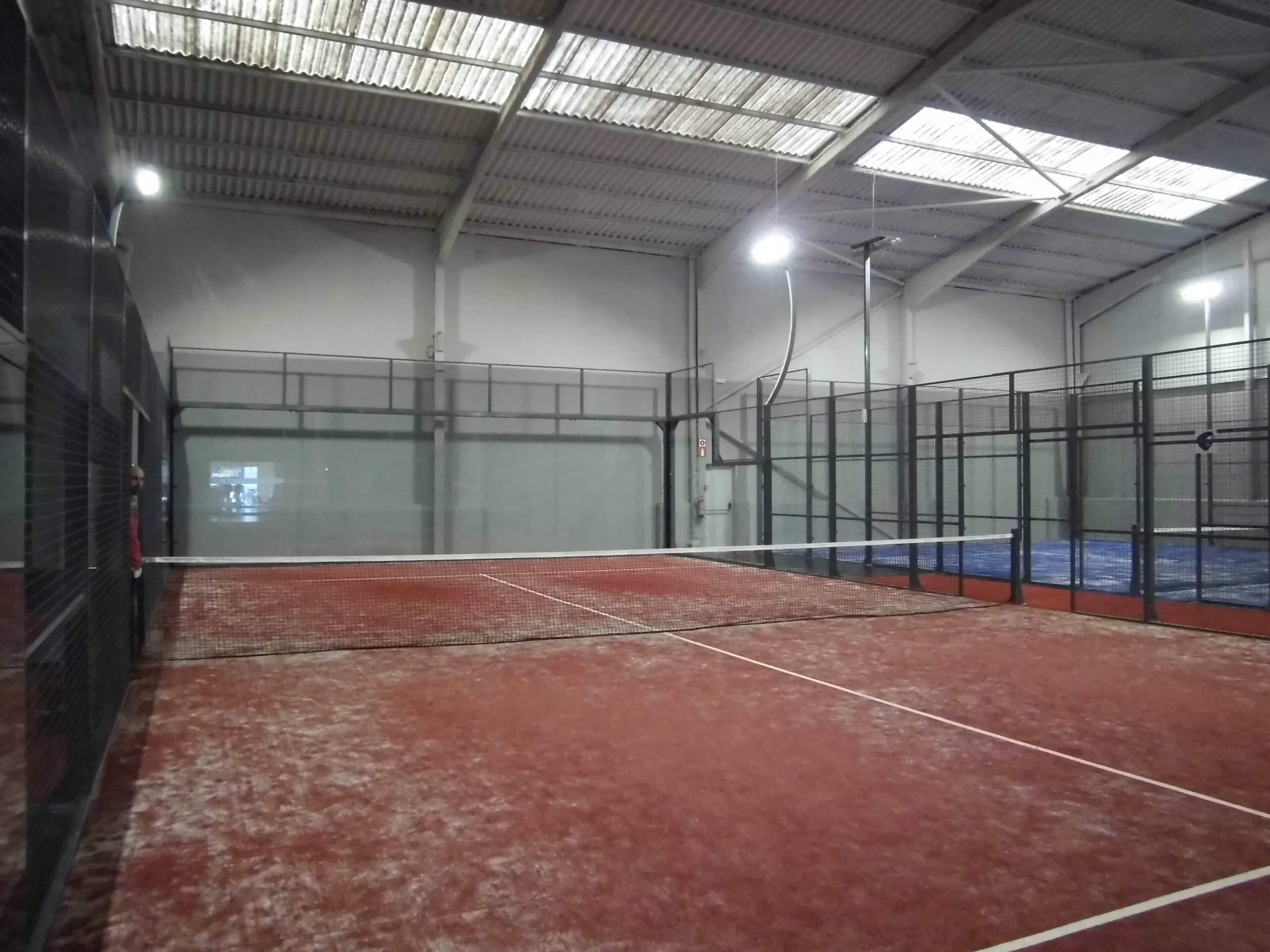 Pàdel Indoor Badalona
