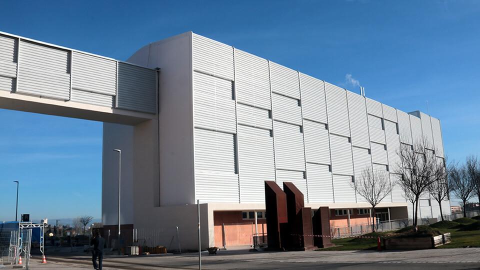 Hospital I Compact Covid Arnau de Vilanova