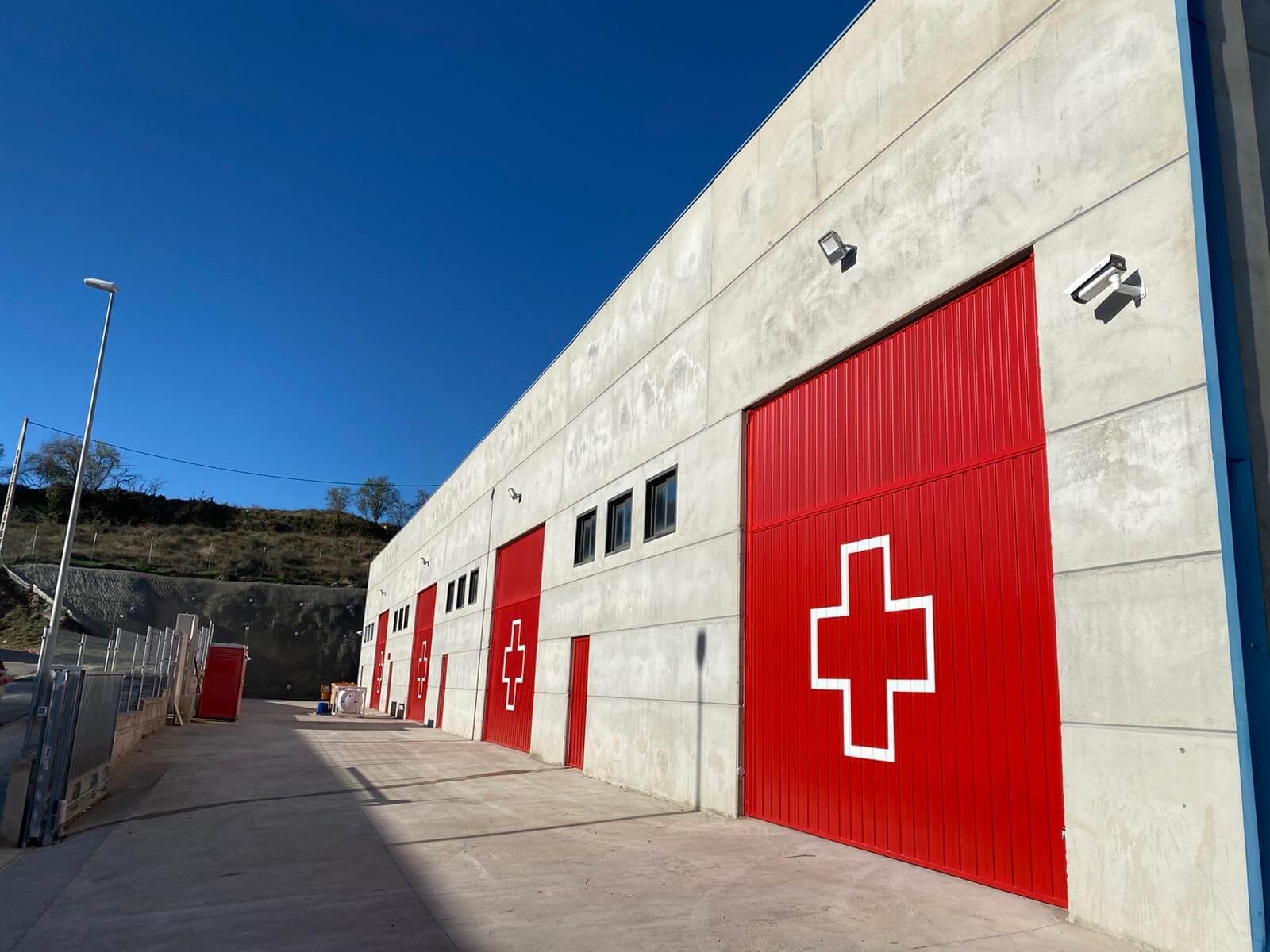 Nau Logística Creu Roja